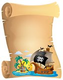 Pirate scroll theme image 2