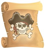 Pirate scroll theme image 3