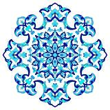 artistic ottoman pattern series eighty seven