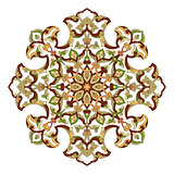 artistic ottoman pattern series ninety three
