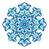 artistic ottoman pattern series ninety two