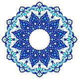 artistic ottoman pattern series ninety