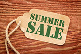 summer sale tag price