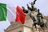 Vittorio Emanuele in Rome, Italy