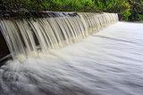 Coote Creek weir Wattamolla