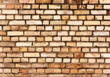 Brick wall detail texture