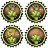 Extra Virgin Olive Oil - Four Labels