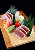 Sushi of tuna