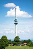 radio tower Hoher Peissenberg