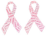 Pink Ribbon campaign - Breast Cancer campign