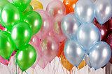 Colour Balloons