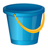Pail from plastic arts