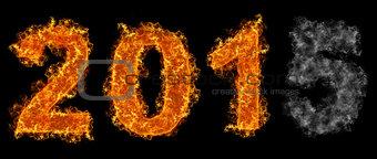 fading 2015 year