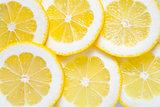Background from lemon