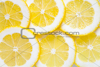 Background from lemon