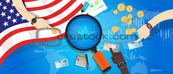 america usa united states economy financial