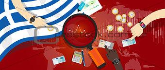 greece economy down financial crisis debt default