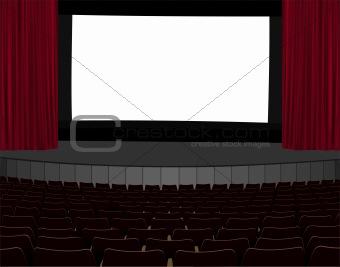 cinema stage