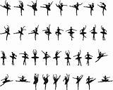 Ballet Silouettes