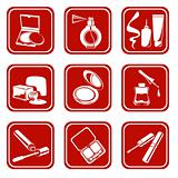 cosmetic symbols