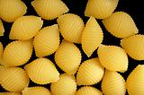 pasta shells background
