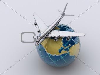 Airplane 95