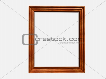 Canvas blank frame 2