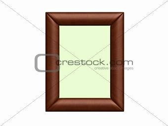 Canvas blank frame 2