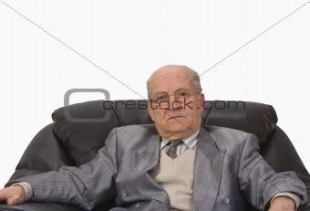 A senior's portrait