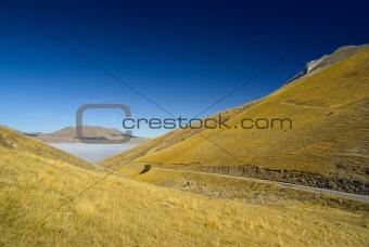 Pian Grande valley - Italy