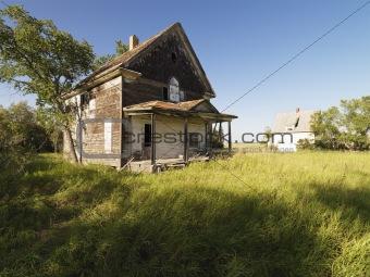 Old Farm house.