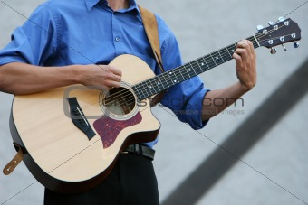 Six String Guitar