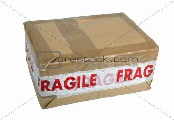 Fragile package