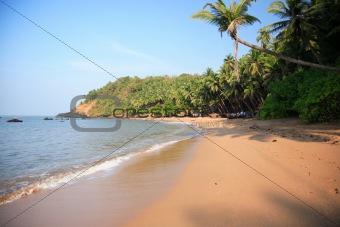 Goan beach