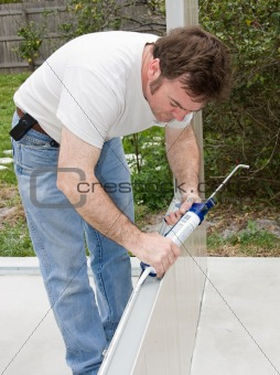 Caulking Project