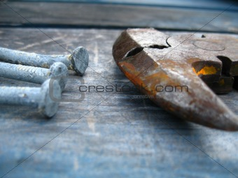 Old tools