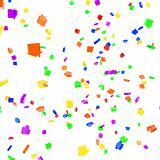 House confetti