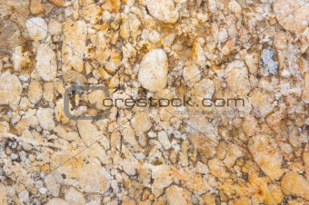 Beautiful texture of stone