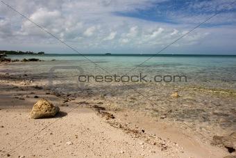 beach boulder