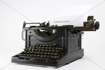 Business Typewriter