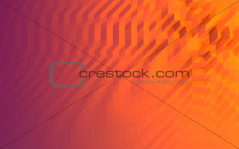 Abstract Triangle Geometrical Background illustration