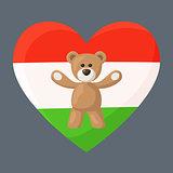 Hungarian Teddy Bears