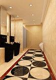 Public Restroom Render