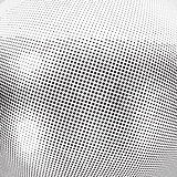 Abstract Texture Halftone