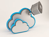 Cloud Drive Icon