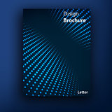 Vector brochure / booklet cover design templates collection