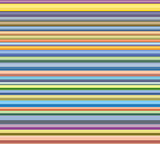 backdrop of beveled striped surface in rainbow color