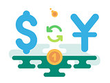 Dollar Yuan Currency Exchange