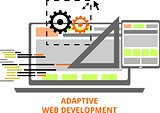 vector - adaptive web development