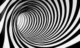 Abstract background spiral and lines
